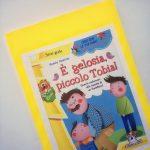 Tobia – copertina lapbook